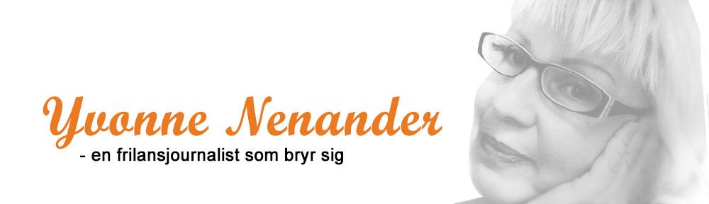 Yvonne Nenander